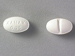 xanax-0.25mg